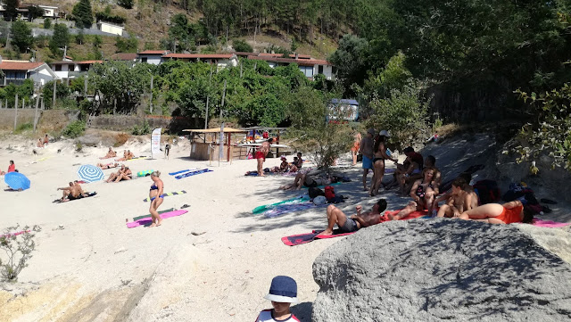Praia Fluvial do Ipanema