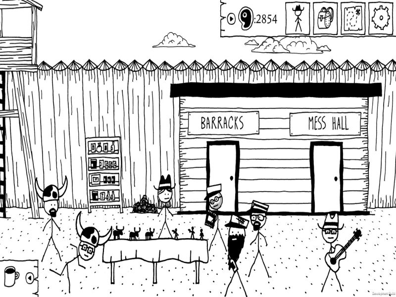 Download West of Loathing Free Full Game For PC