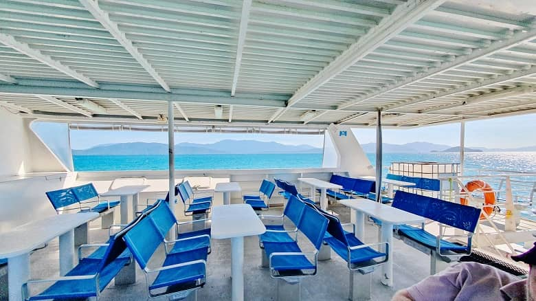 Frankland Islands Reef Cruises –  Day Tour Experience