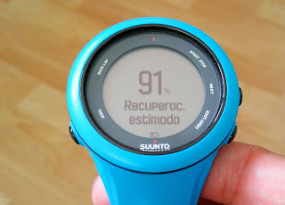 suunto ambit3 stress test