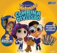 Promoção Biscoitos Antenados Combina Com Diversão - Compre Ganhe Copo