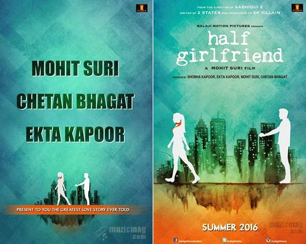half girlfriend release date