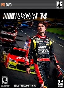 nascar 14 pc game cover www.ovagames.com Nascar 14 RELOADED