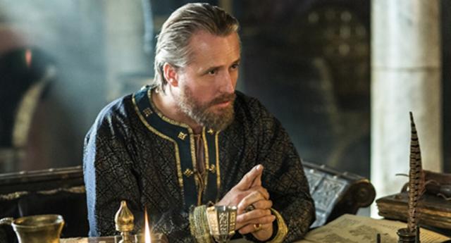 El rey Ecgbert y el maquiavelismo político en Vikings, por Miguel Candelas