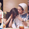 Guan Xiao Tong and Luhan Spotted Kissing!!