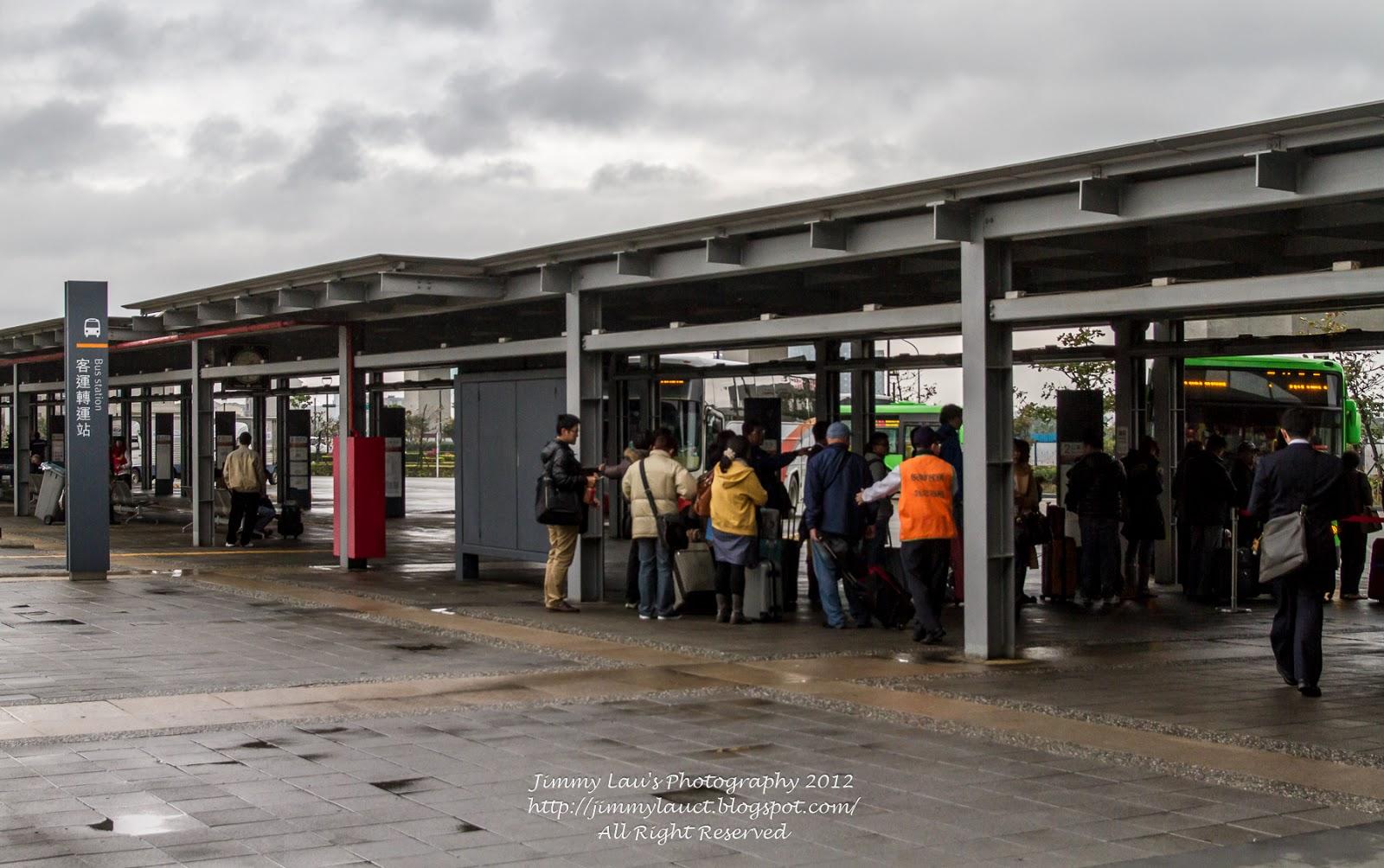 Jimmy的旅遊與攝影日誌: 從臺北桃園國際機場乘高鐵經臺中到清境