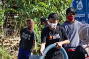 Salurkan Bantuan Air Bersih, HBK Sasar Seluruh Wilayah Terdampak di P. Lombok