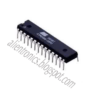 ATmega168PA with internal 8Mhz clock on a