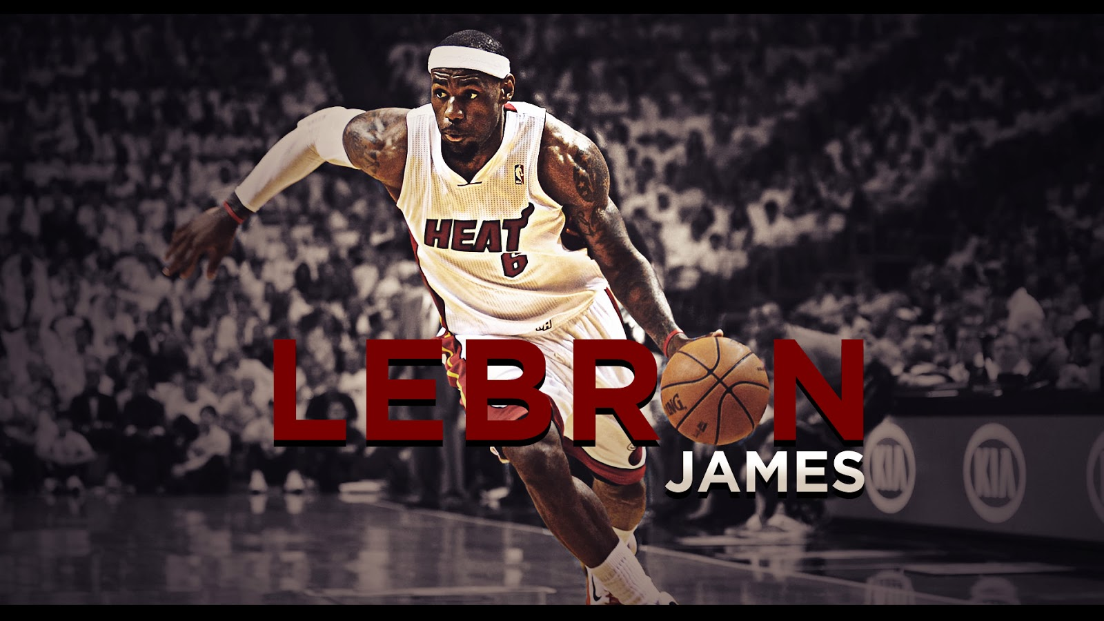 Lebron James New Wallpaper 2014 - Its All About Basketball