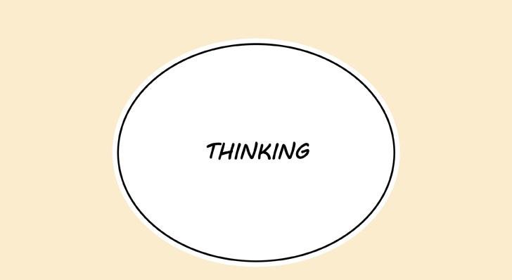 Gelembung pemikiran manga