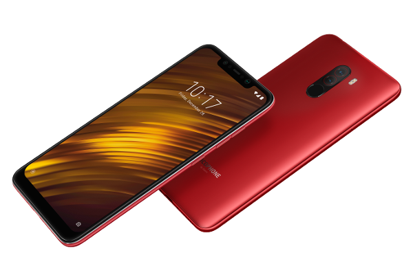Xiaomi POCO F1 launched with 6.18-inch FHD+ display, Snapdragon 845 and 4000mAh battery