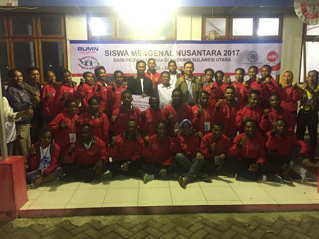 39 Siswa Asal Papua Berkunjung Ke SMA Al Hikam