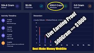 Aplikasi Penghasil Dolar GramFree Legit Atau SCAM