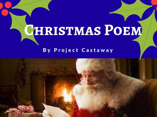Christmas Poem | Blogmas day 13