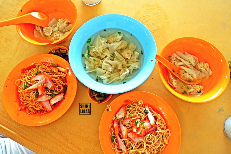 Heng Heng popular wanton mee