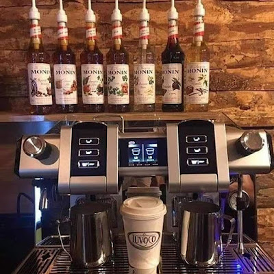 Luvoco Cimbali Kahve Makinası