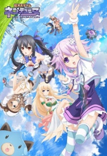Download Choujigen Game Neptune BD Subtitle Indonesia + Ova