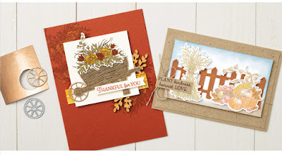 Stampin' Up! Autumn Goodness Projects ~ Aug-Dec 2020 Mini Catalog