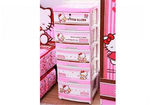 Gambar Lemari Hello Kitty 5