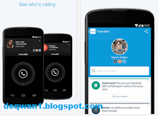 Aplikasi Truecaller Android