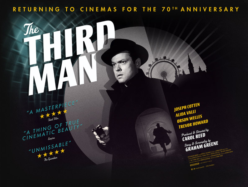 the third man 2019 release poster