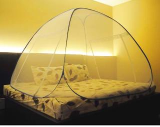 kelambu obat nyamuk sehat