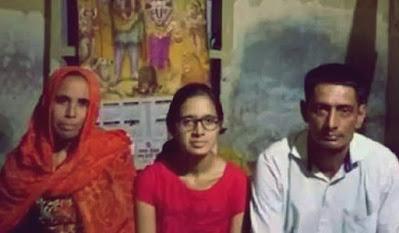 Family Pic Sudeeksha Bhati
