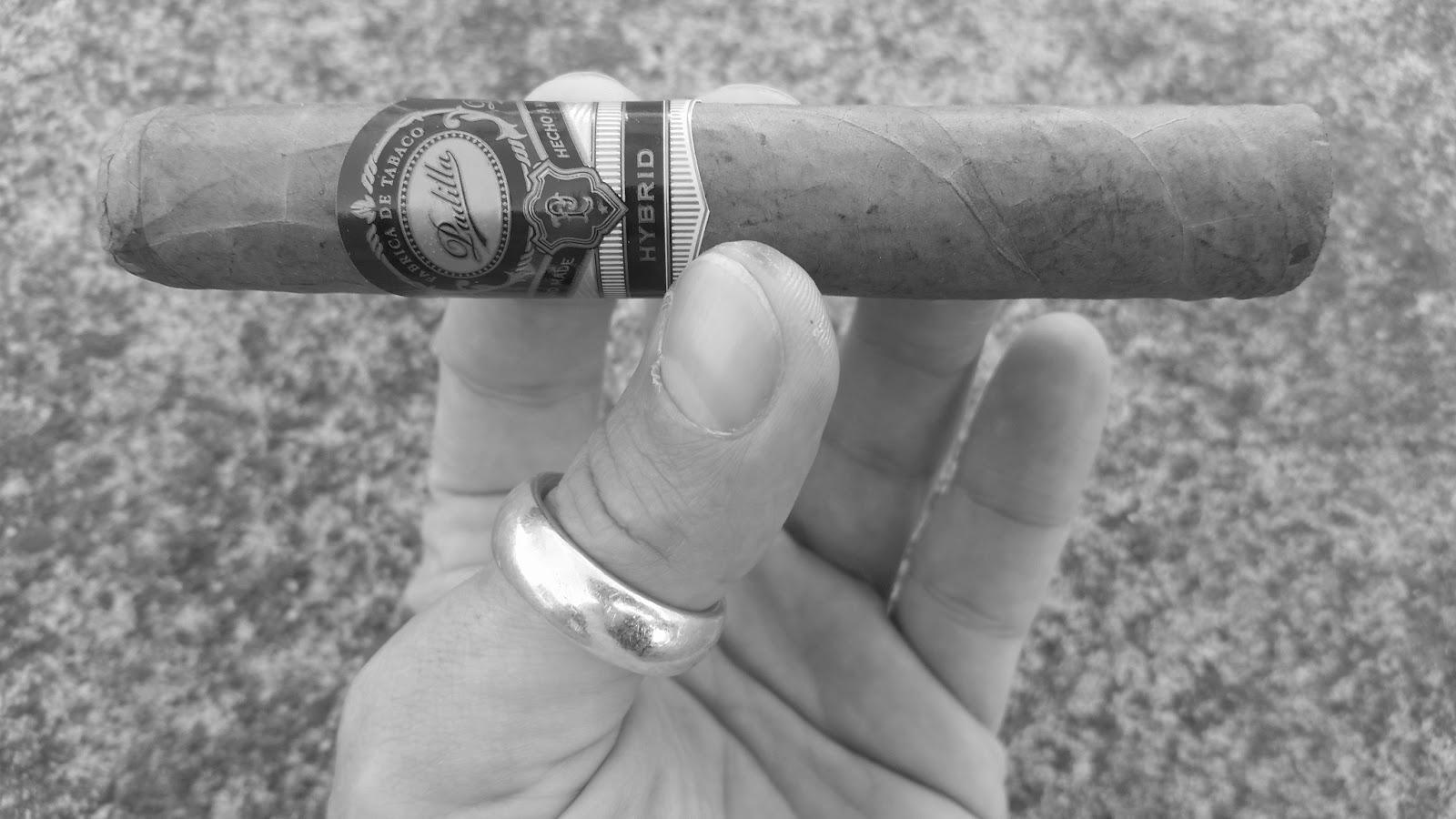 Padilla Hybrid Cigar Review Audio