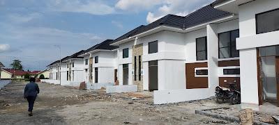 Komplek Rumah Ready & Siap Huni - Subsidi Biaya Akad - Simpang Pemda Ring Road Medan - The Flamboyan Suite