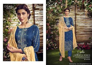 Belliza Designer Elegance Salwar Kameez