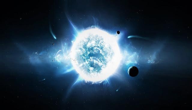 Objetos celestes universo estrellas