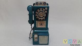 Locação Telefone Decorativo Porto Alegre