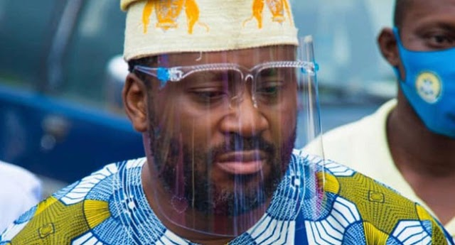 'My Emotions Got The Best Of Me': Desmond Elliot Apologizes Over Comment On Youths