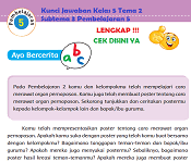 Kunci Jawaban Tematik Kelas 5 Tema 2 Subtema 3 Pembelajaran 5 Halaman 113, Halaman 114, www.simplenews.me