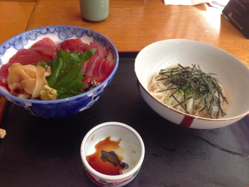 Fresh-tuna-onricebowl 鉄火丼inハノイ