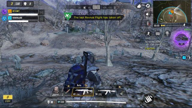 Tempat-tempat Spesial dan Fungsinya di CODM Mode Battleroyale