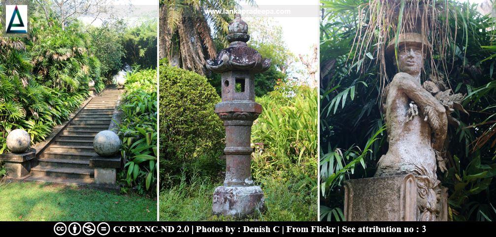 Brief Garden of Bevis Bawa