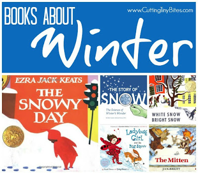 Books About Winter. Children's book list with brief reviews.