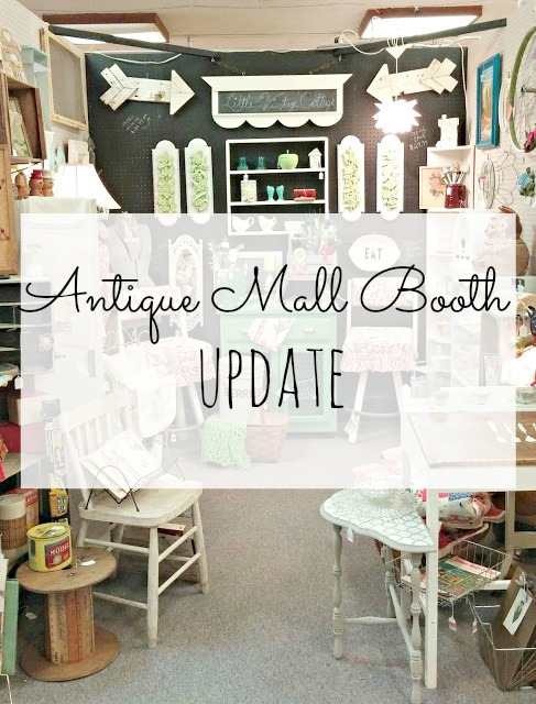 antique mall space