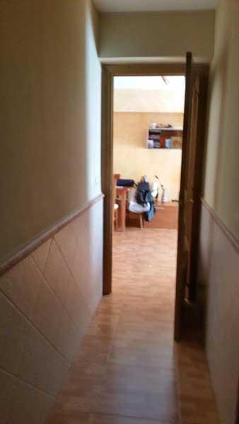 piso en venta calle columbretes castellon pasillo