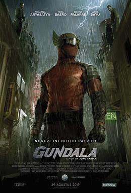 Review Gundala: Patriot Lokal Rasa DC yang Menjanjikan