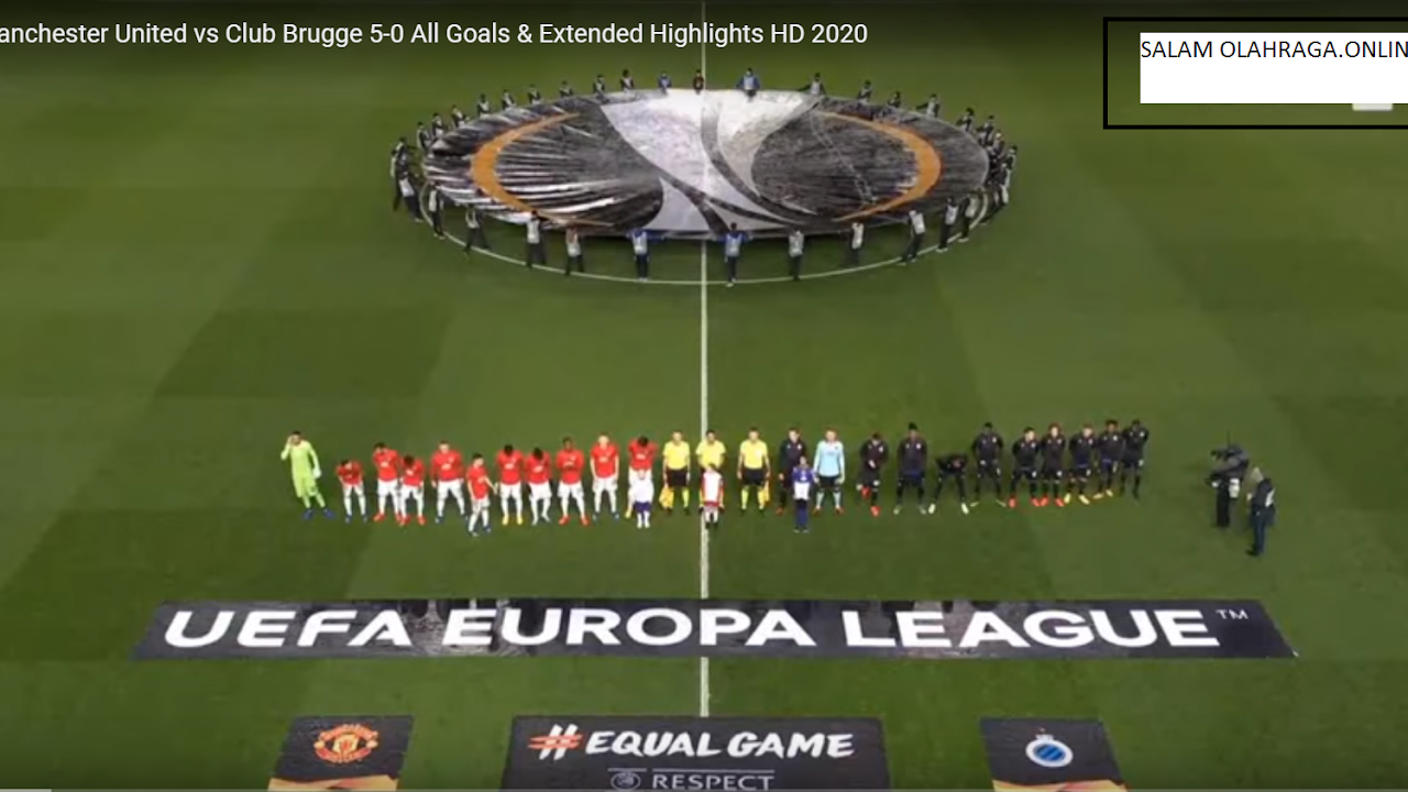 Manchester United Lolos Ke Babak 16 Besar Europa League Usai