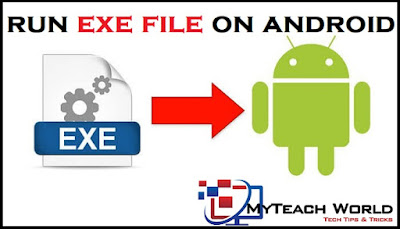 How to Run .exe file on Android without Root | Open windows file on Android