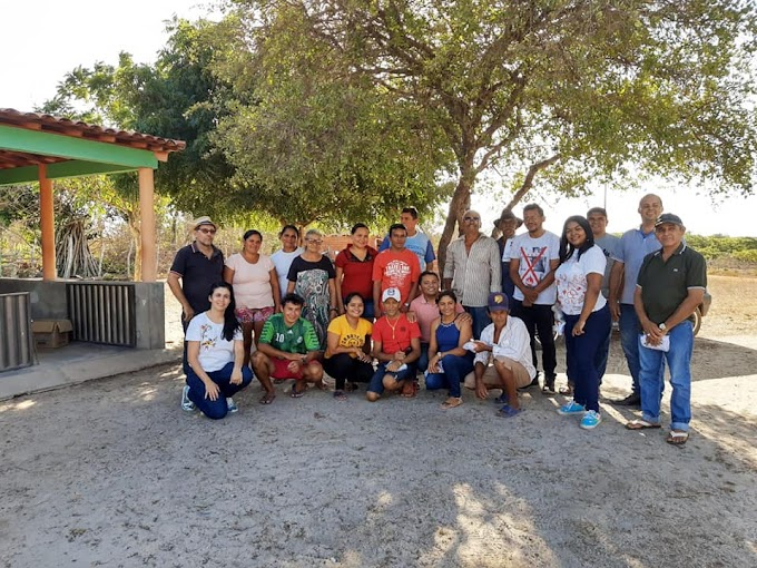 Comunidade do Córrego de Baixo recebe capacitação em agroecologia nos sistemas produtivos da agricultura familiar