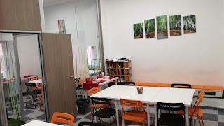 la sala taller reunión libera-t eventos