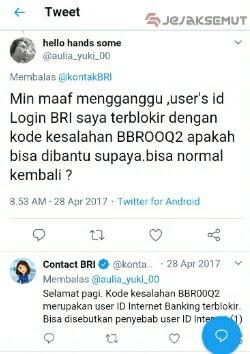 Kode Kesalahan BBROOQ2