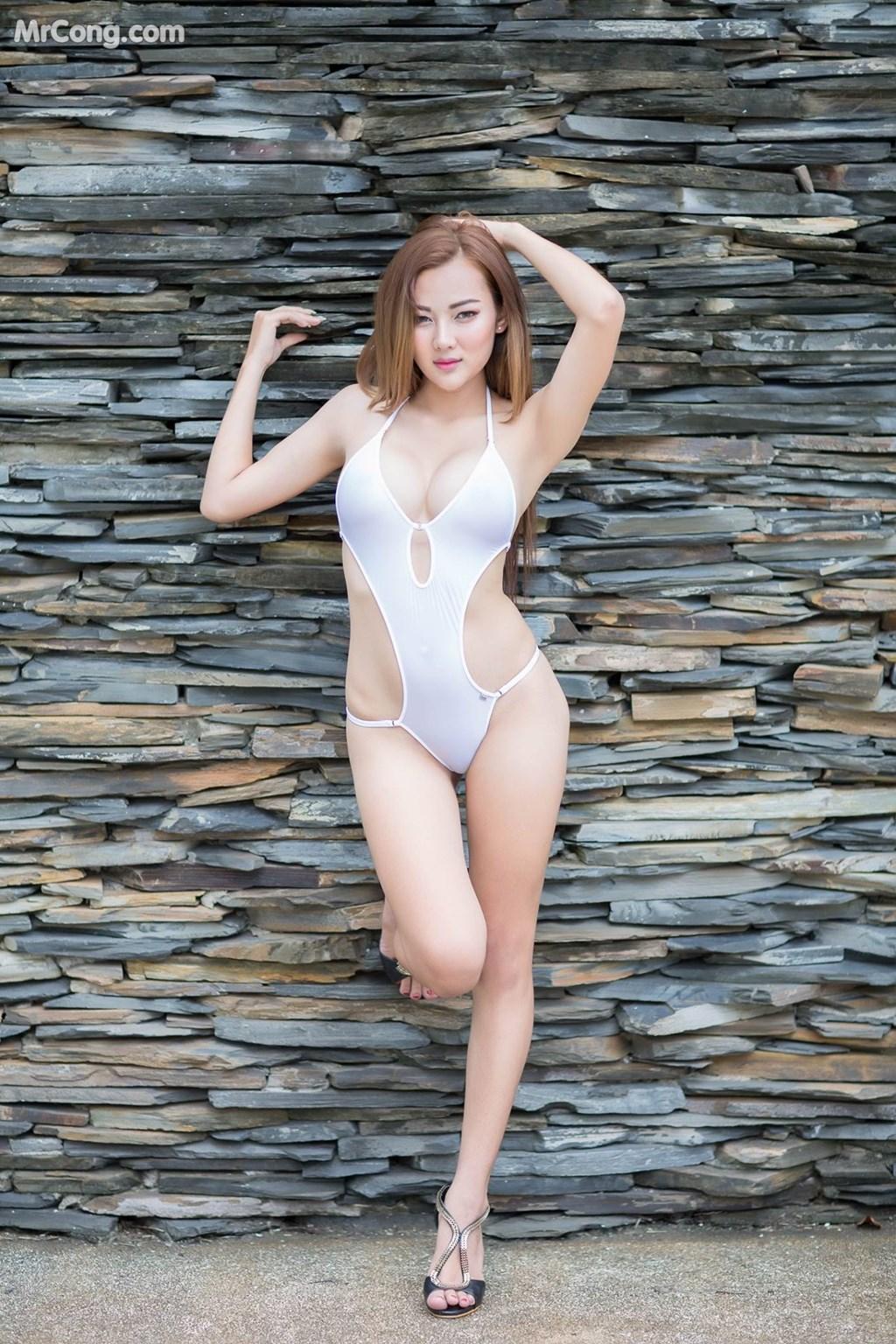 Image Thai-Model-No.225-MrCong.com-005 in post Thai Model No.225: Người mẫu หมวยเล็ก โดนัท (23 ảnh)