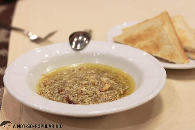 Dulong - Anchovy - Filipino Cuisine