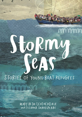 Stormy Seas: Stories of Young Boat Refugees is a great nonfiction resource of firsthand accounts for any unit on refugees or migration of people.