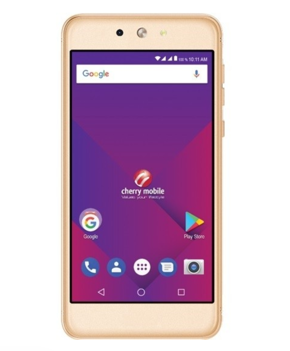 Cherry Mobile Desire R8 Lite, Best Android Smartphones Under 3000